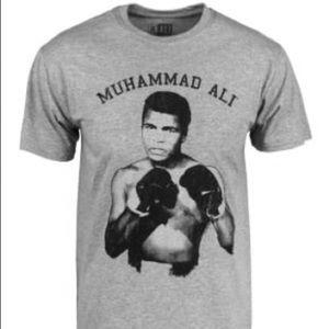 Muhammad Ali Mens Nough Said T Shirt Heather S
